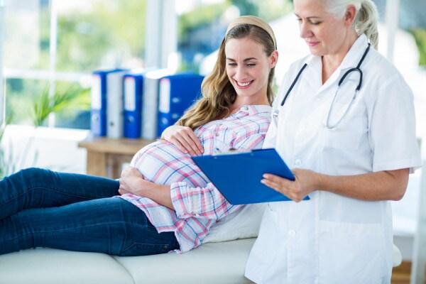 gravidanza-medico