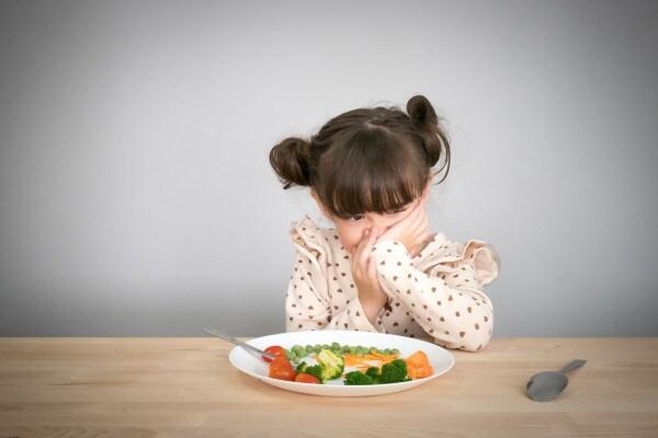 verdure-bambino