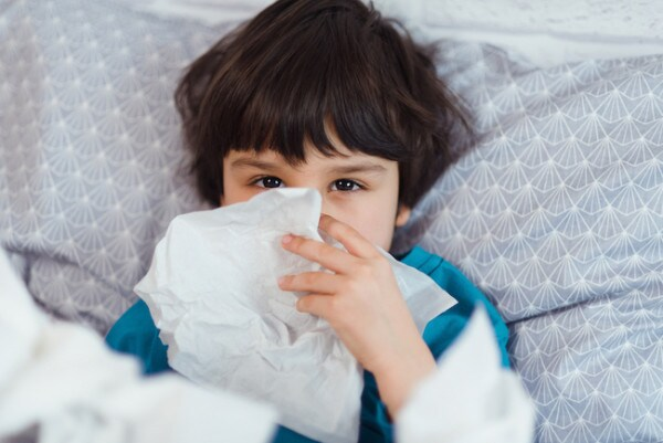 raffreddore-nei-bambini