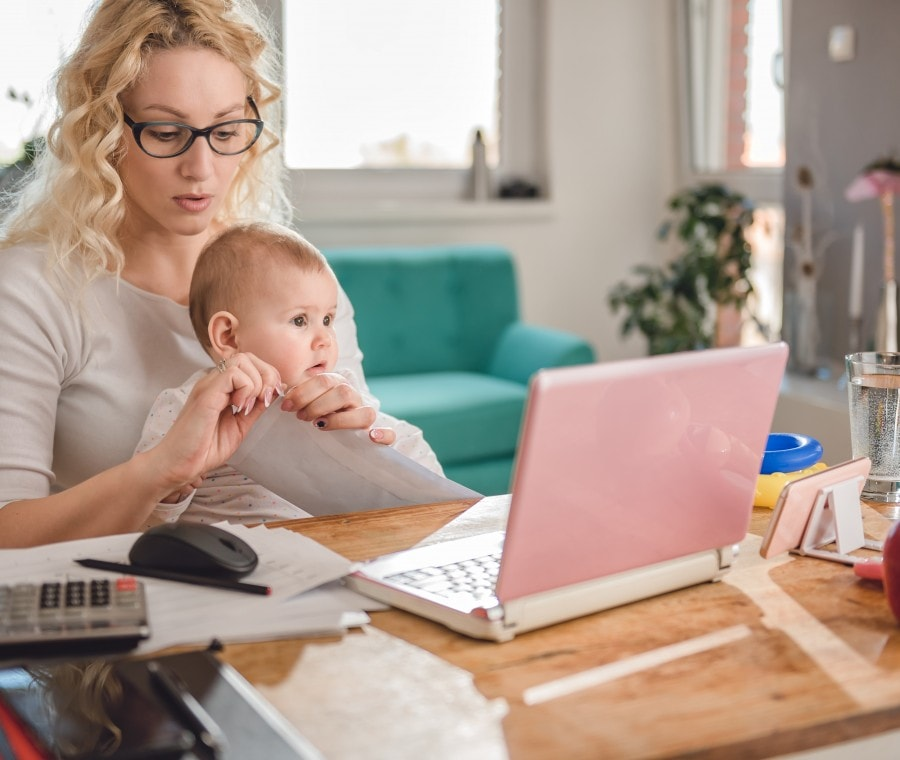 smart-working-mamme