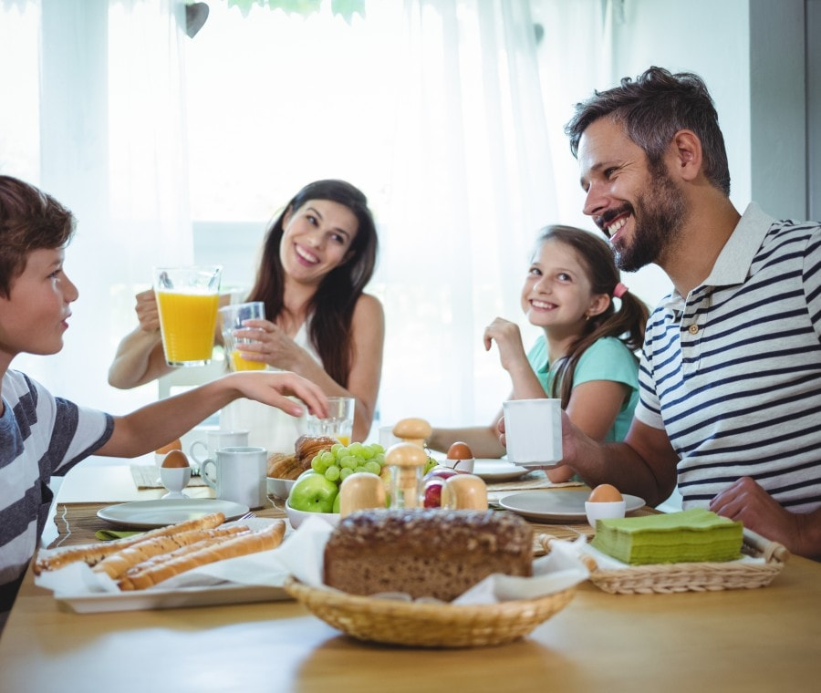 l-importanza-della-colazione-insieme-ai-bambini