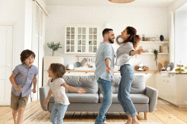Attivita Fisica In Casa Per Bambini Nostrofiglio It