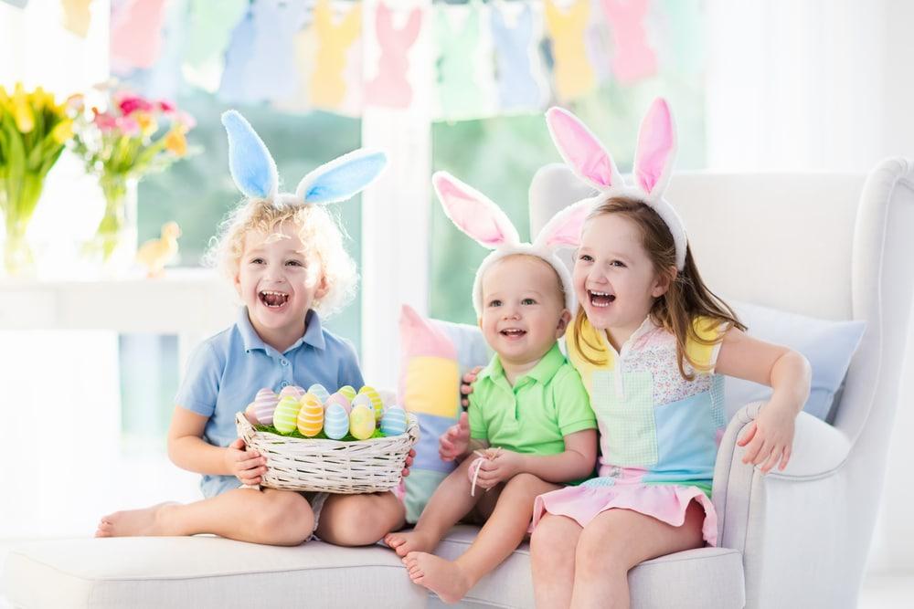 bambini-e-uova-di-pasqua