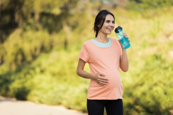 camminare-in-gravidanza