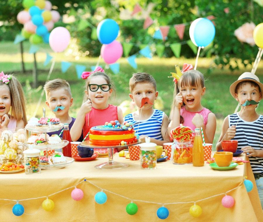 Ben noto Feste di compleanno per bambini: sette idee per non spendere una KK29