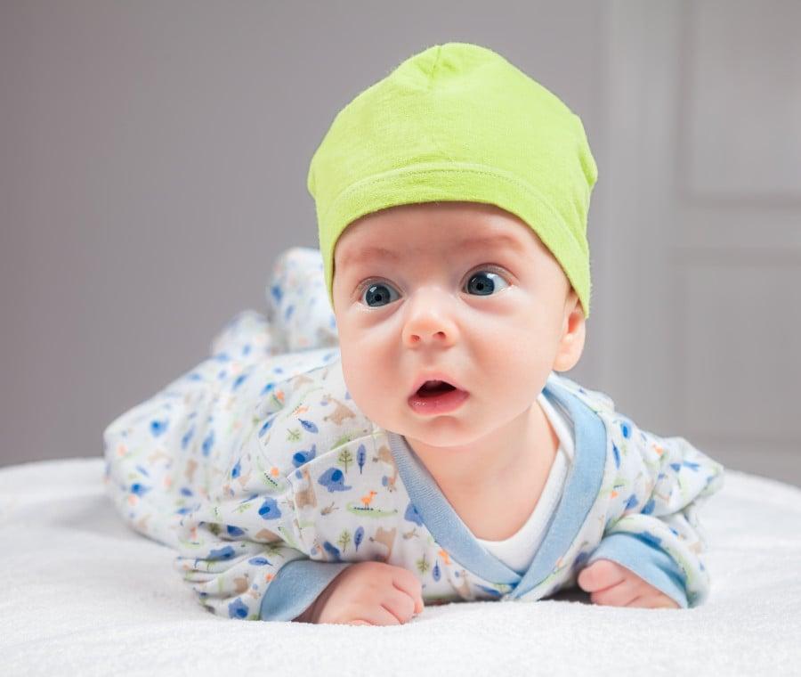 il-secondo-mese-del-bambino
