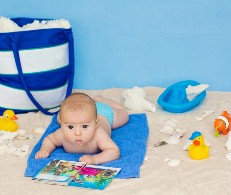bebe-spiaggia