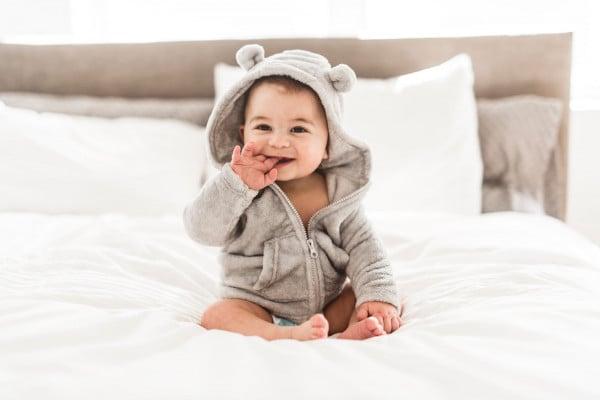 ce vârstă face bebelușii subțiri)