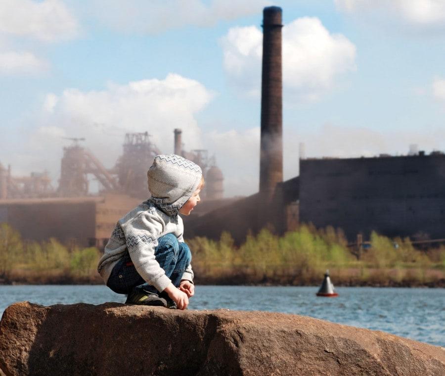 bimbo-e-inquinamento