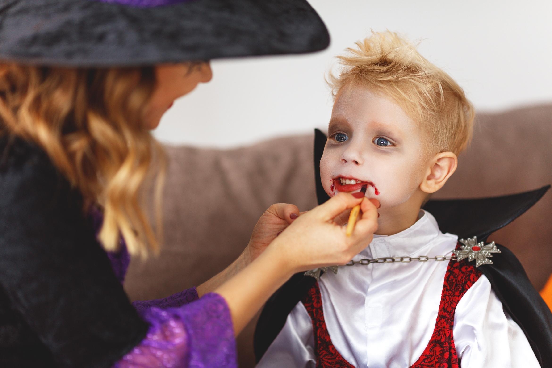 bambino vampiro orig