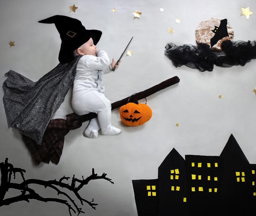 neonato-halloween
