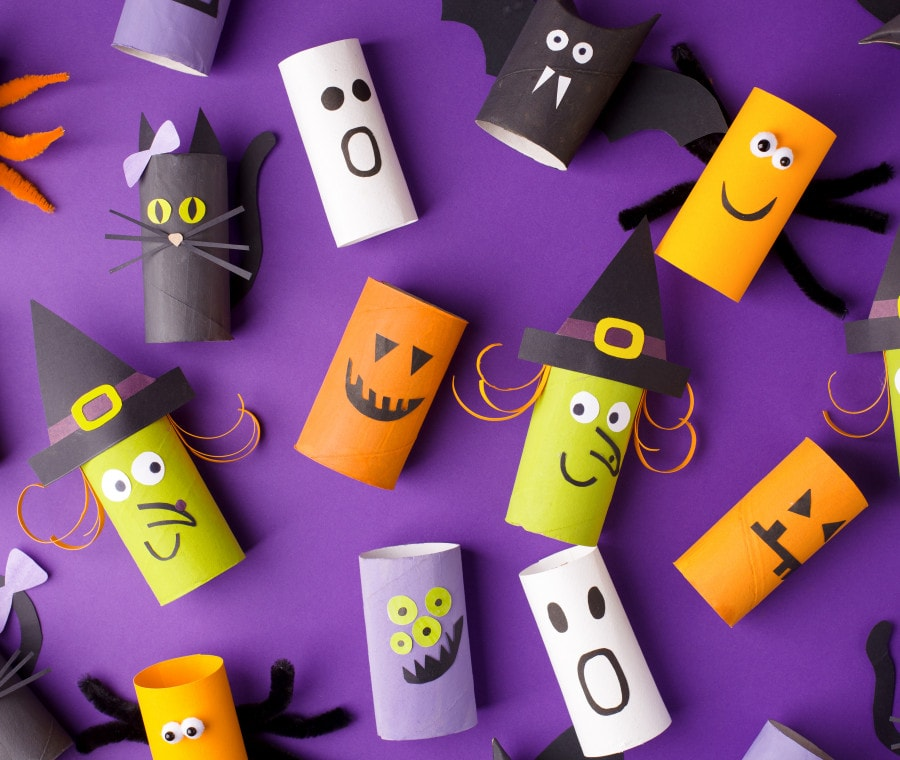 lavoretti-halloween-carta