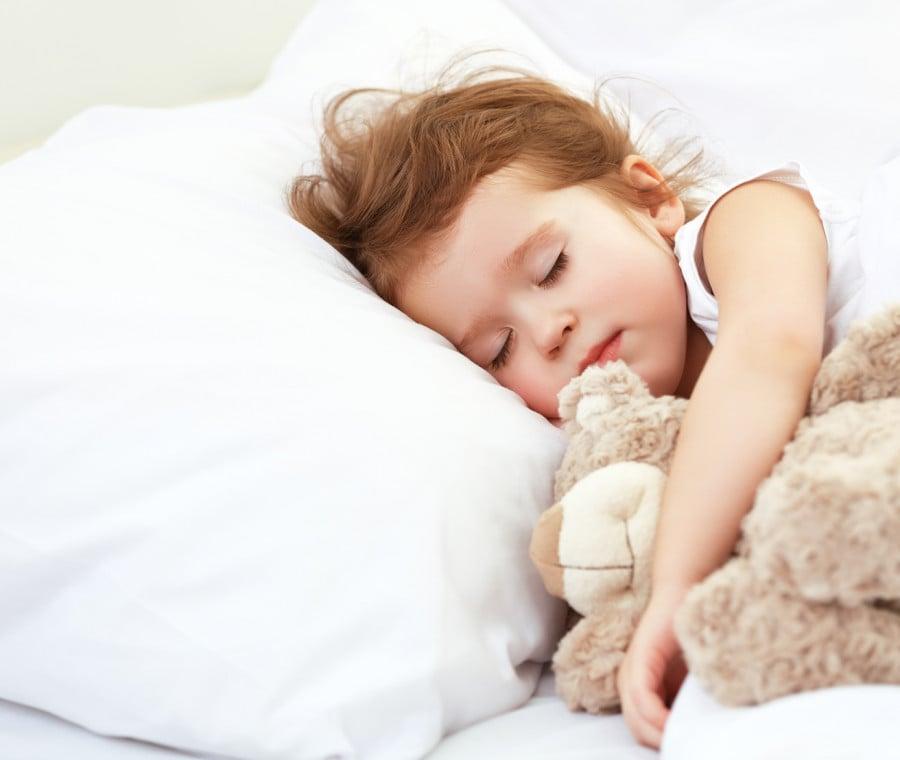 bimba-che-dorme