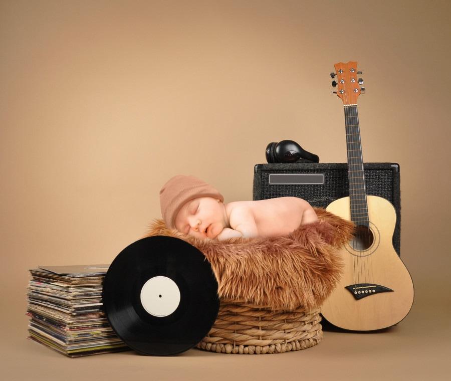 musica-neonato