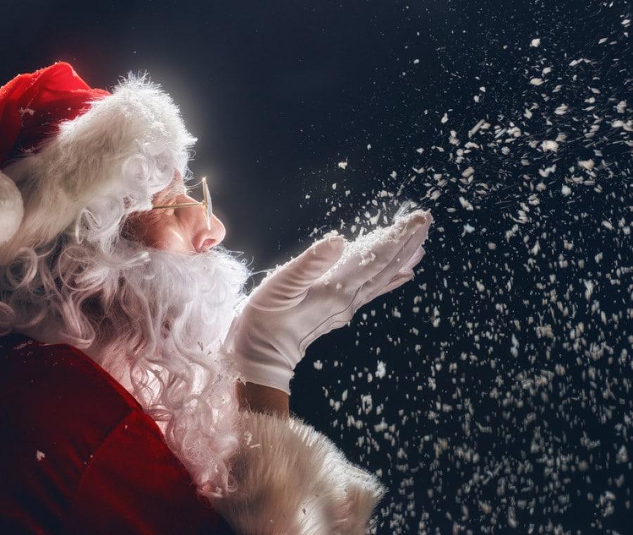 Il Babbo Natale.Babbo Natale Storia E Tradizione Da Spiegare Ai Bambini Nostrofiglio It