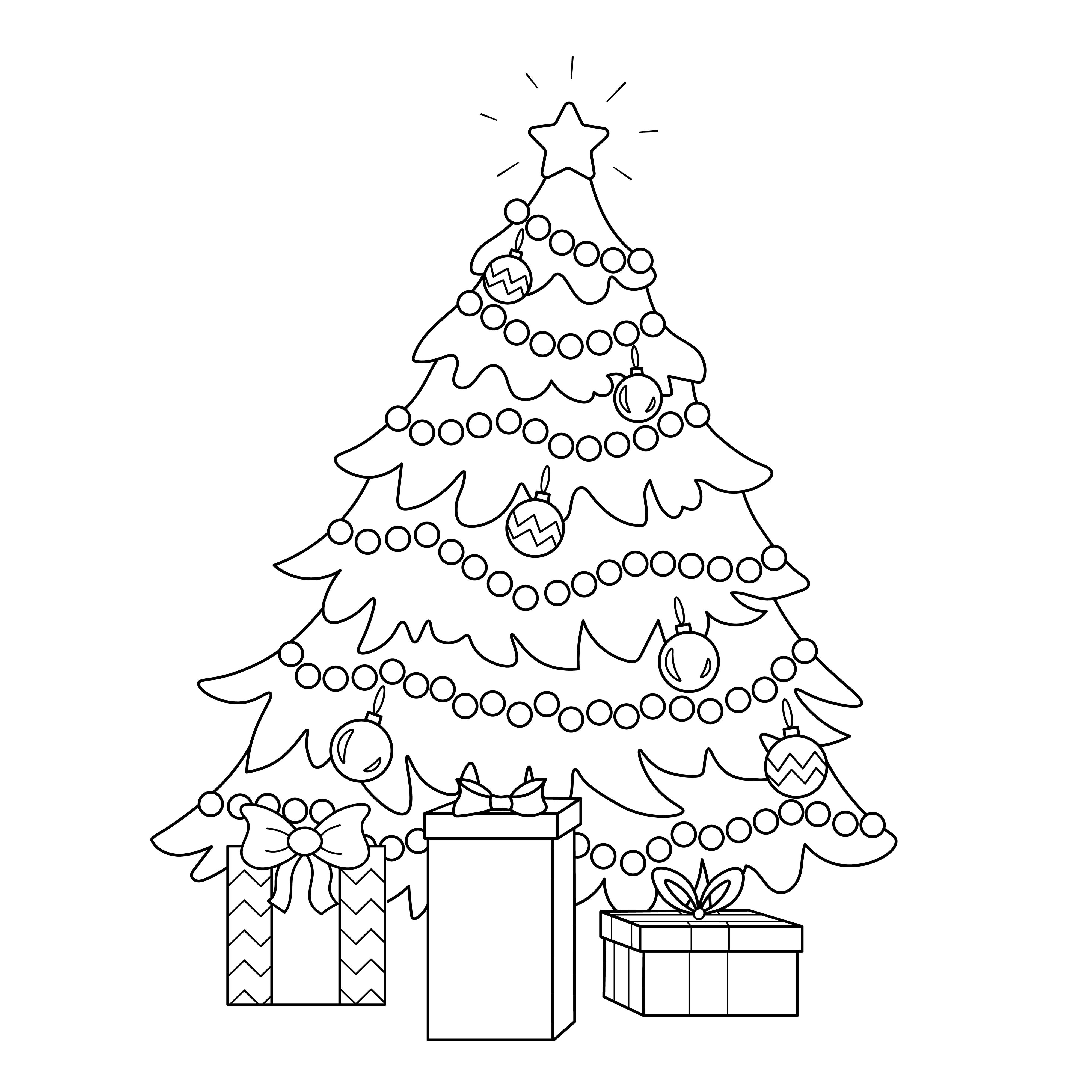Disegni Di Natale Facili Da Copiare Nostrofiglio It