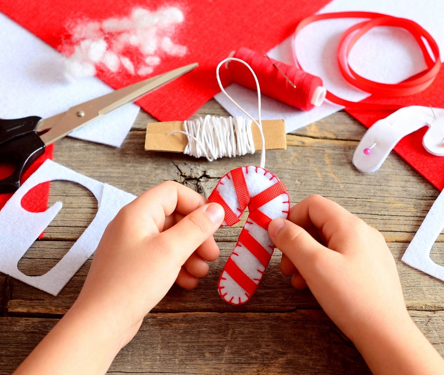 Lavoretti Di Natale Con Piatti Di Plastica.Lavoretti Di Natale 2020 Nostrofiglio It