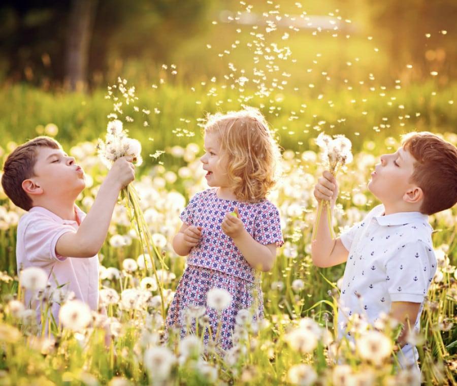spiegare-la-primavera-ai-bambini