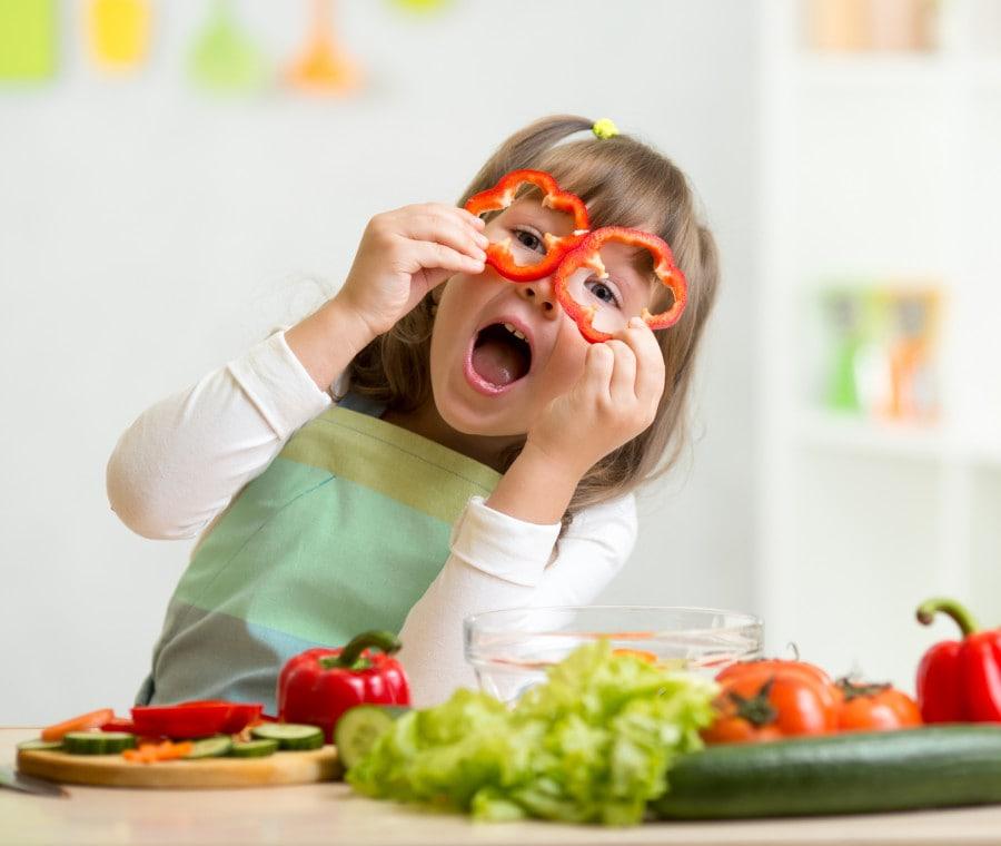 bimba-e-verdure
