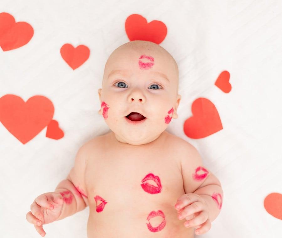 baby-bacio