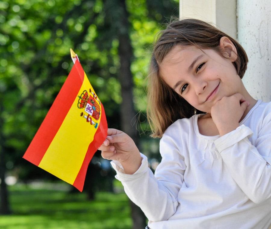 bambina-spagnola