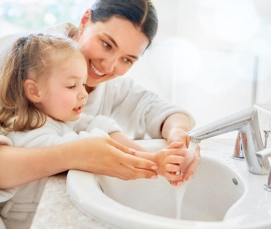 lavare-mani