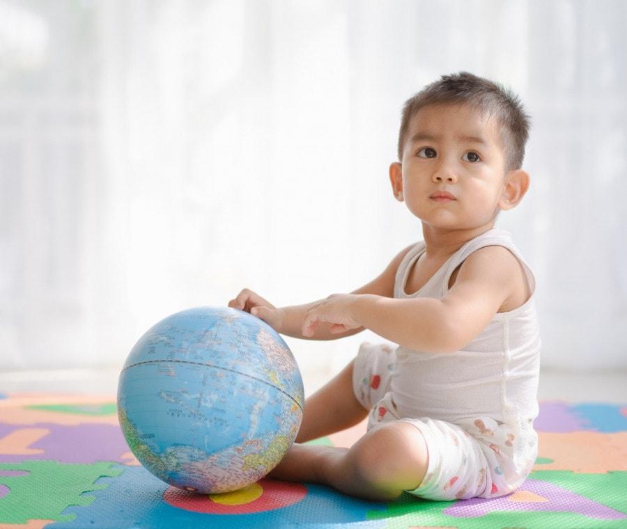 bilinguismo-bambini-metodo-montessori