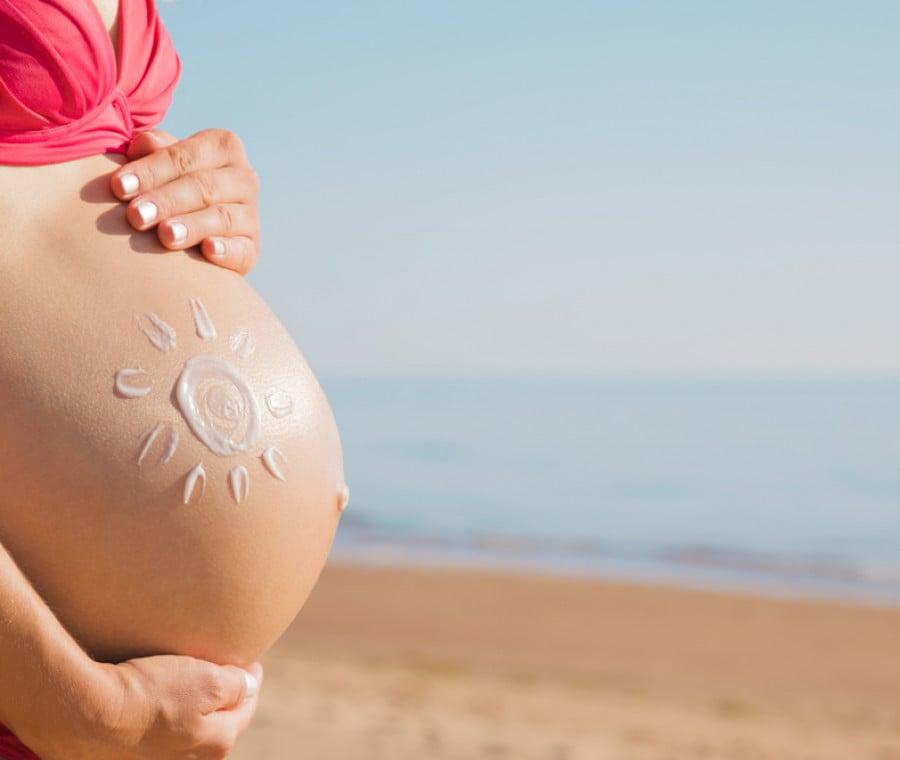 insolazione-in-gravidanza