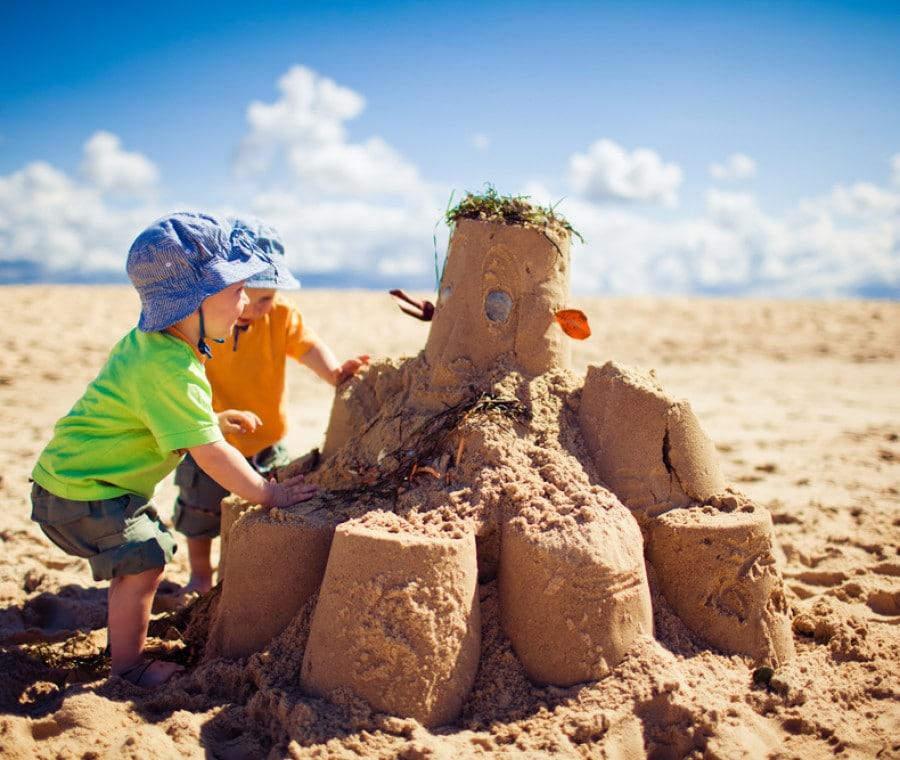 spiaggia-con-i-bambini