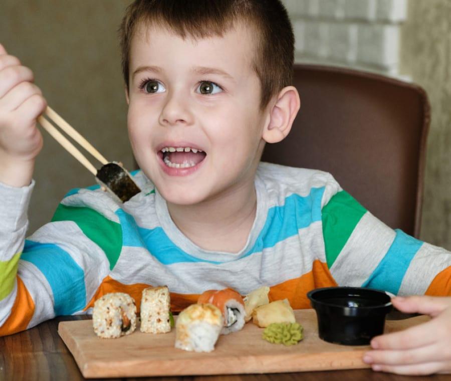 sushi-e-bambini