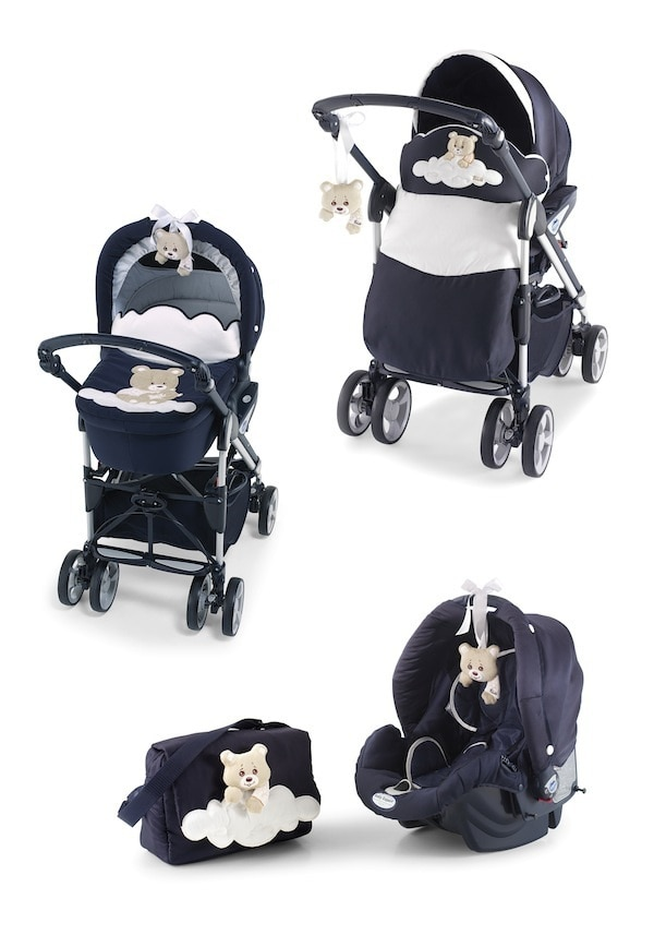 10 passeggini trio per il neonato - Nostrofiglio.it
