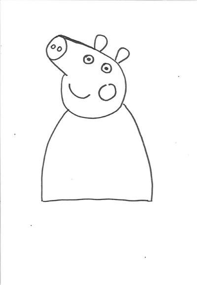 Come Disegnare Peppa Pig Nostrofiglioit