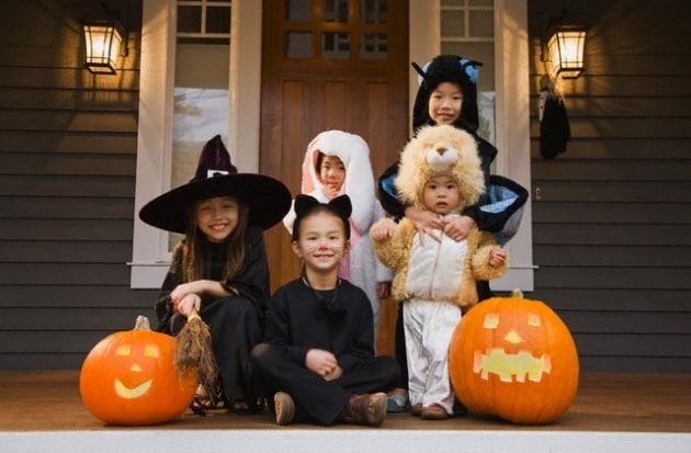bambini_halloween_zucca