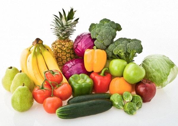 L 39 alimentazione in gravidanza - Immagine di frutta e verdura ...