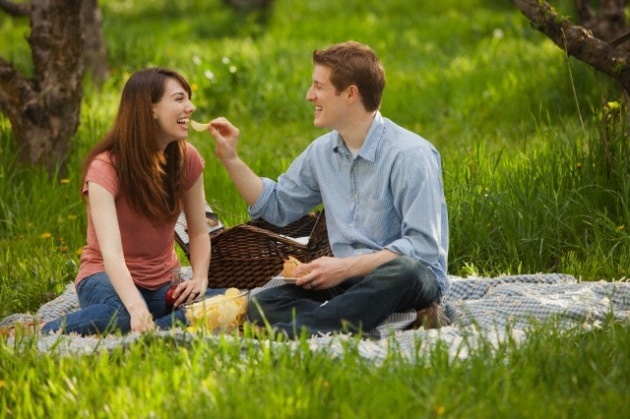 picnic-coppia