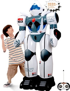 Baby-sitter-robot-Mega-Mech-di-Airmagination