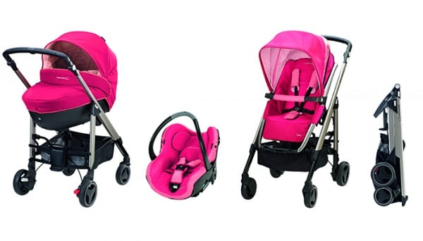 Estremamente 10 passeggini trio per il neonato - Nostrofiglio.it FT71