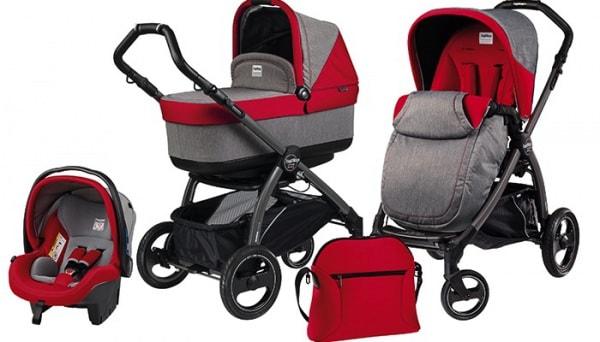Top 10 passeggini trio per il neonato - Nostrofiglio.it OA27