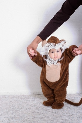 baby-scimmia