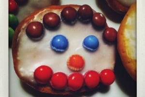 biscotti-smarties