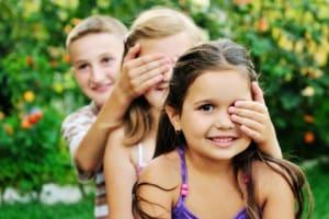 bambini-parco