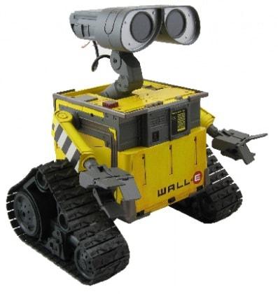Baby-Sitter-Robot-Wall-E
