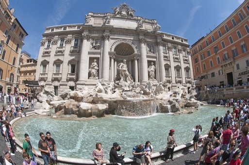 Roma itinerario con i bambini for Disegni della roma da colorare
