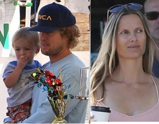 Owen Wilson And Caroline Lindqvist Tutte le mamme vip del...