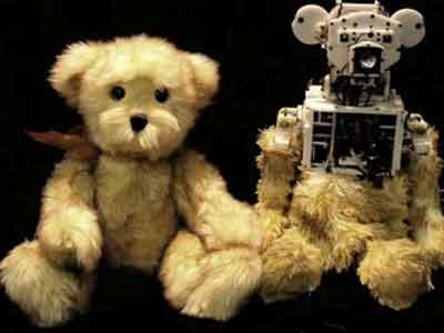 Baby-Sitter-Robot-Teddy