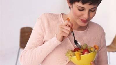 Gravidanza, a dieta dopo le feste