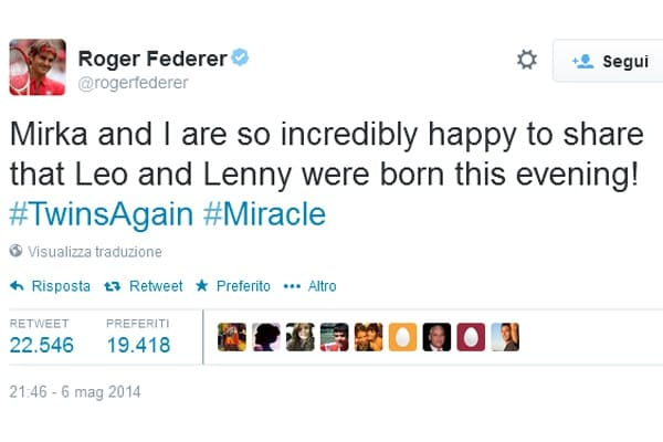 Roger-Federer-papa-gemelli