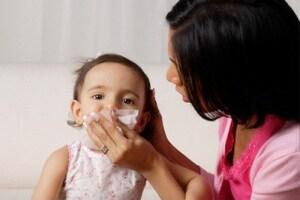bambina-influenza