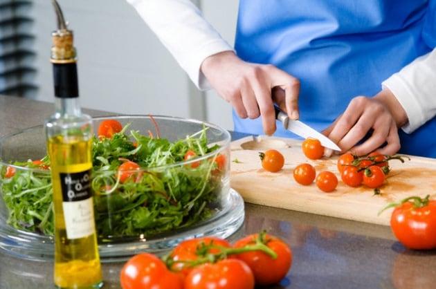 insalata-olio