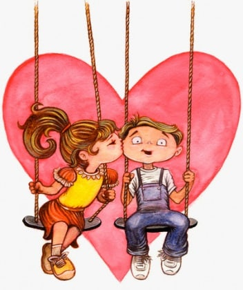 cartoon-amore